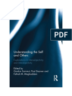 Understanding the Self and Others Explorations in intersubjectivity and interobjectivity by Gordon Sammut, Paul Daanen, Fathali M. Moghaddam (z-lib.org).epub