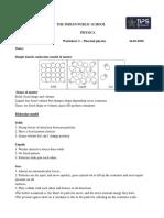 PHYSICS-WORKSHEET 1-THERMAL PHYSICS-GRADE 8 (1)
