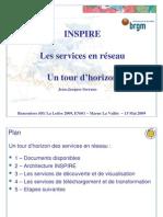 Inspire Web Services