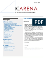 MICARENA January 2020 Issue #2.8