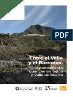 Entre El Valle y El Barranco. El poblamiento guanche en Tejina y Valle de Guerra