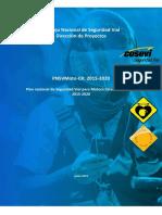 Plan Nacional de Seguridad Vial para Motociclistas Costa Rica 2015-2020