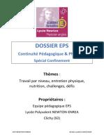 EPS Newton - Confinement