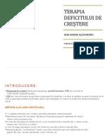 TERAPIA DEFICITULUI DE CREŞTERE.docx