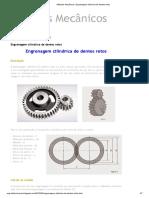 Métodos Mecânicos_ Engrenagem cilíndrica de dentes retos01