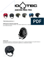 CASCOS PROTEC