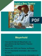 Meyerhold vida e princípios