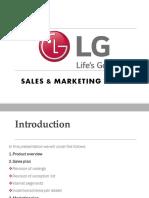 LG Marketing Plan