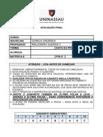2015.1B.3 - QUÍMICA ORGÂNICA