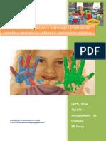 UFCD_3266_Técnicas de Expressão e Actividades Práticas de Creche e Jardins-De-Infância - Expressão Plástica_índice