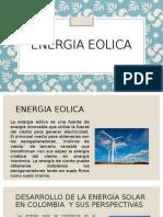 DIAPOSITIVAS ENERGIA EOLICA