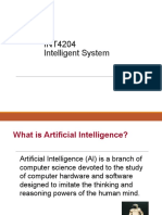 Basic Concepts of AI (1)