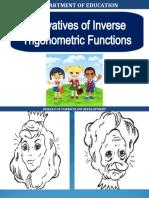 Derivatives of Inverse Trigonometric Functions.ppt