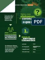 Atenção para Corona virus
