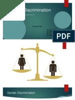 Gender Discrimination (02-arid-61)