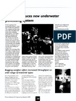 Farrel introduces new underwater pelletizing system