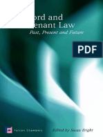 Landlord and Tenant Law_ Past, Present and Future.pdf