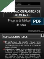 CONFORMACION PLASTICA DE LOS METALES