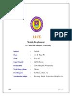 LIFE_Module Development