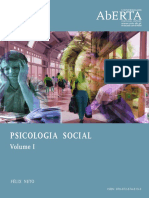 UAb 136 - Psicologia Social - Vol I