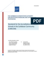 Standards for the Accreditation of Medical Schools