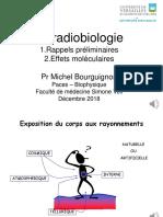 Cours 2 - RADIOBIOLOGIE parties 1 et 2 (1).pdf