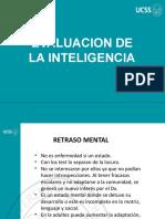 4. Evaluacion de La Inteligencia
