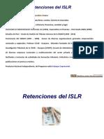 RETENCION ISLR (1808) - 2012
