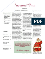 Paranormal Press, December 2010