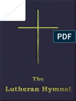 The Lutheran Hymnal