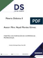 DidActica II, semana III MECP