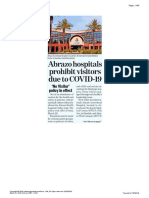 Abrazo hospitals prohibit visitors due to COVID-19