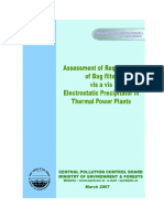 Assessment-ESP vs. Bag Filter in Indian Thermal plants