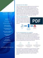 Proactive Threat Interference® Data Sheet