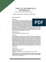 BOLÍVAR Y EL DEVENIR EN LA NATURALEZA.pdf