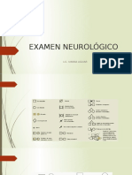 EXAMEN NEUROLÓGICO 1.