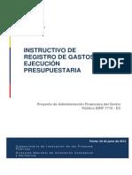 RUP-DS-Instructivo de Registro de Gastos-Ejecución Presupuestaria ESIGEF.pdf