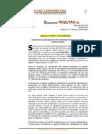 DOC 694. Documento equivalente régimen simplificado