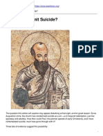Did Paul Commit Suicide 2015-11-05
