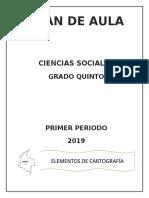 Sociales Grado 5