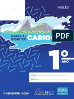 carioca 2020 ingles 1 ano 1 sem