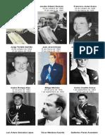 Imagenes de Presidentes de Guatemala