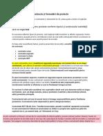 2. Diferite tipuri de contracte și formulări de proiecte
