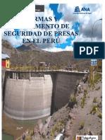 Reglamento de Seguridad de Presa - Perú.pdf