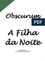 Obscurum - A Filha da Noite