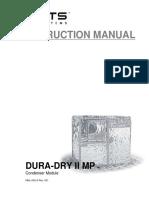 MNL-032-A.001 DuraDry II MP