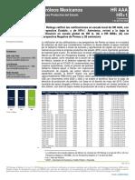 Comunicado Pemex HR Ratings 2020