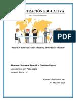 ADMINISTRACIÓN EDUCATIVA gestion escolar y administacion