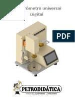 penetrômetro universal digital