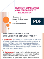 Chapter 1 Dian Arthur Recruitment and selection